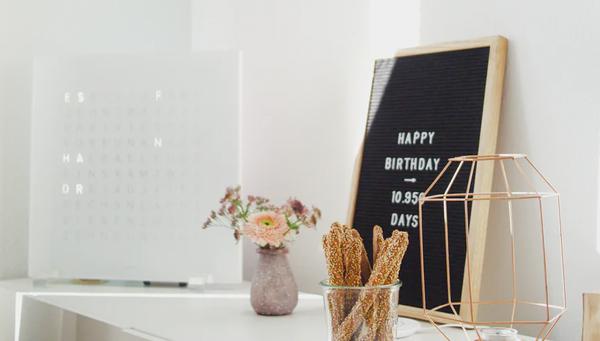 verjaardagsfeest haaltert