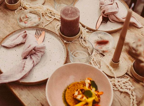 FERM Catering borden